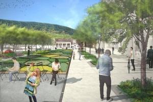 « Fleuve-Montagne », de futures œuvres pour la promenade urbaine