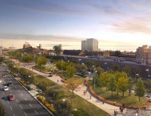 Projet Bonaventure – Une signature artistique pour la nouvelle entrée de ville