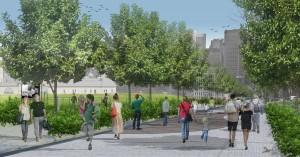 Alexandre David et le collectif Projet EVA : les artistes retenus pour la Promenade urbaine Fleuve – Montagne