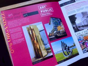 Lancement du Coup d'œil Montréal métropole culturelle 2015