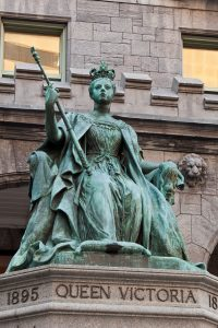 Monument to Queen Victoria, Princess Louise