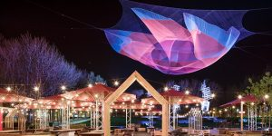 """1.26"" returns to the Jardins Gamelin"