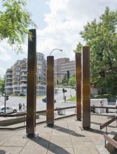 La restauration d'oeuvres d'art public à l'Université Concordia : le cas Redinger