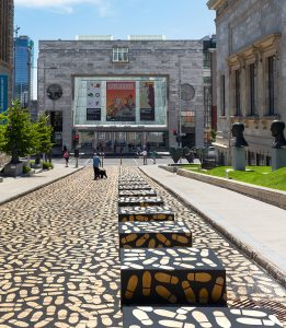 This month's featured partner : Montréal Museum of Fine Arts