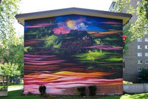 Phillip Adams Art Public Montru00e9al