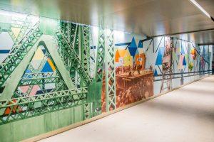 (Re)Découvrez le pont Jacques-Cartier par l'art urbain