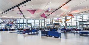Aéroports de Montréal, new partner of Art public Montréal