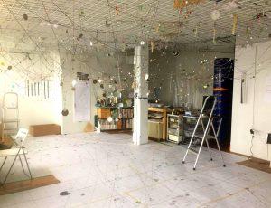 Visite d'atelier: «Air de réflexion» de Karilee Fuglem
