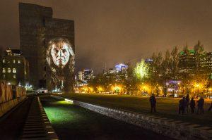 Cité Mémoire : Le Grand Tableau et trois nouvelles fresques dévoilés