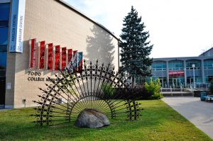 Art is educational at Cégep Marie-Victorin