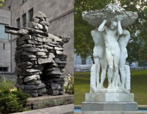 Journées de la culture Public art tour