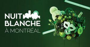 NUIT BLANCHE 2020, Tour d'horizon sur l'art (public) à Montréal