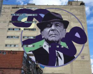 TOP 5 des personnages célèbres représentés par une murale à Montréal